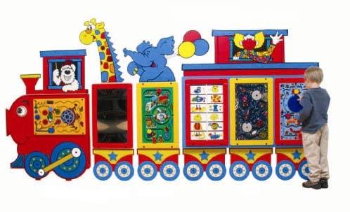 Safety Kid Video Train